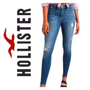 Hollister High-Rise Jean Jegging